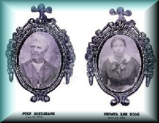 Antique picture of John and Neomia Ann Breshears-300pix