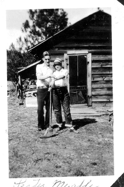 Their First Cabin